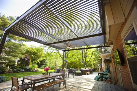 louvered roof greenville palmetto outdoor spaces llc