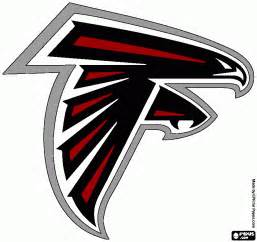 atlanta falcons colors atlanta falcons free coloring pages