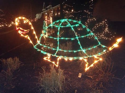 turtle back zoo christmas new jersey and lights road trip 2016