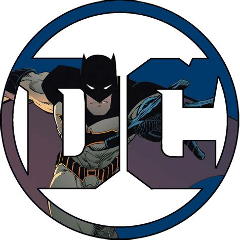 Dc Logo dc logo for batman by piebytwo dc comics