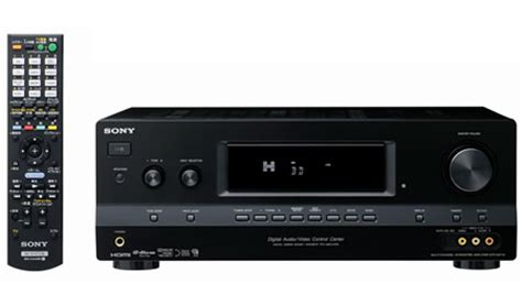 sonys str dh  channel home theatre av receiver