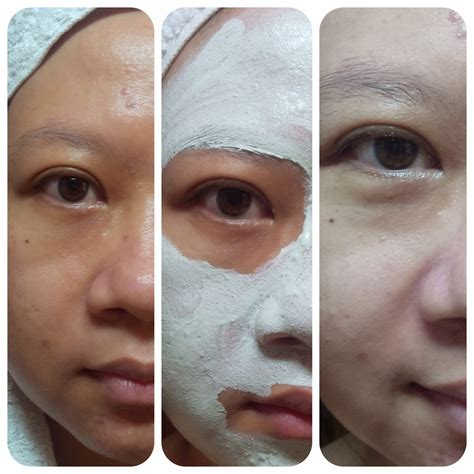 diary of wawah review produk herbalifeskin berry scrub herbalifeskin mint clay mask