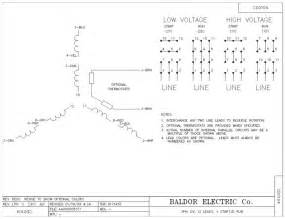 baldor reliance industrial motor wiring diagram baldor free wiring diagrams