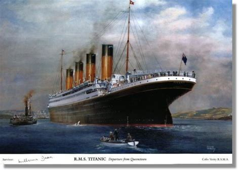 the loss of the s s titanic its story and its lessons books a real foot print of facts