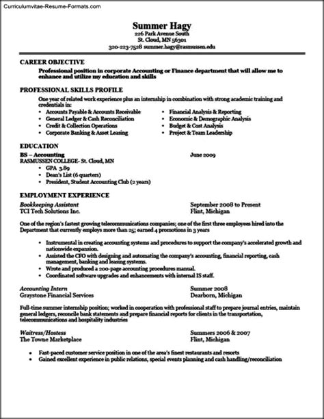 Really Good Resume Templates Free Sles Exles Format Resume Curruculum Vitae Free Really Resume Templates