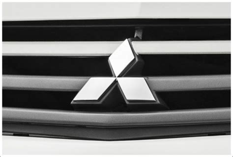 mitsubishi symbol meaning mitsubishi logo meaning and history models world