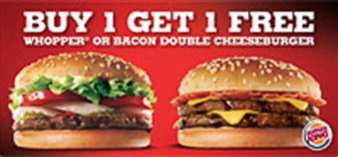 burger king printable vouchers uk burger king vouchers freebies