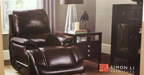 costco leather recliner chair simon li leather glider recliner chair costco weekender
