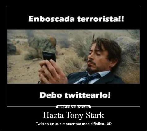 Tony Stark Meme - tony stark meme