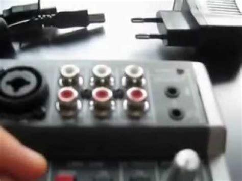 Mixer Xenyx 302 behringer xenyx 302 usb