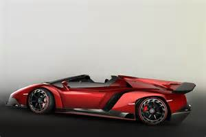 Lamborghini Venno Ultra Lamborghini Veneno Roadster Goes For 5 5 Million