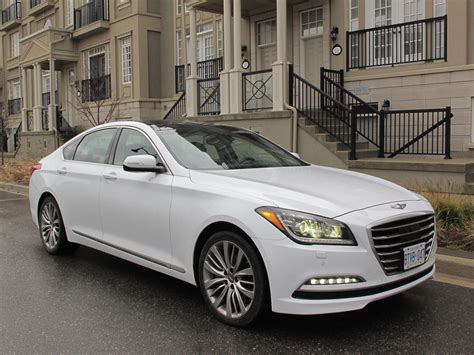 Hyundai Genesis Ultimate by Review 2015 Hyundai Genesis 5 0 Ultimate Canadian Auto
