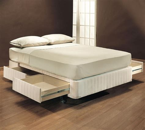 Box Springs Queen Continental Sleep Hollywood Size Bed And Mattress