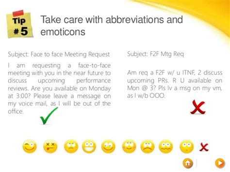 email etiquette tips for better communication