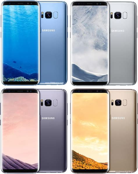 samsung galaxy s8 samsung galaxy s8 pictures official photos