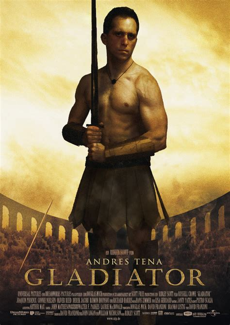 film gladiator online gladiator movie by supereli on deviantart