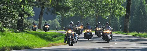 Motorcycle Rental Frankfurt by Guided Motorcycle Tour Germania Germany By Reuthers Harley