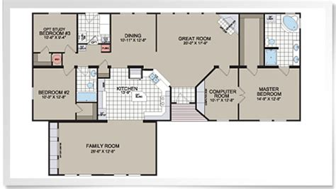 manufactured floor plans modular homes floor plans and prices modular home floor