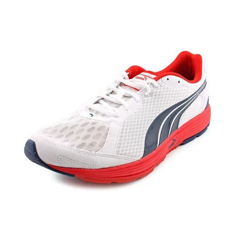 athletes running shoes descendant white running shoe athletic