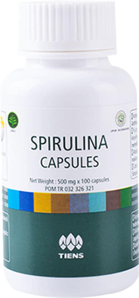 Suplemen Spirulina Inilah Review Lengkap Produk Peninggi Badan Tiensjual