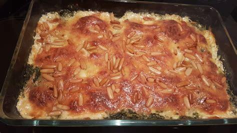 lachs spinat feta lasagne von humanbug chefkochde