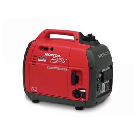 honda eu20i generator 2000w portable inverter suitcase