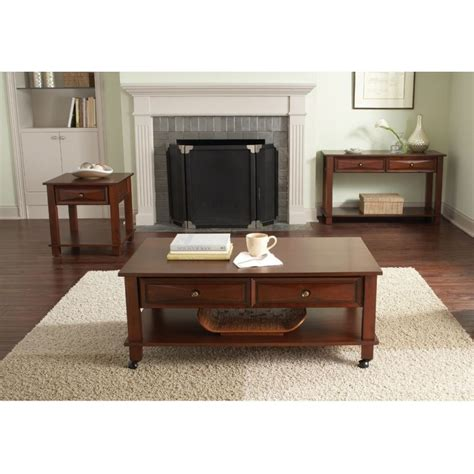 cherry furniture living room cherry occasional table collection cedar hill furniture