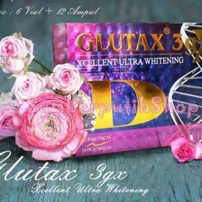 Daftar Glutax Injeksi lainnya claseek indonesia