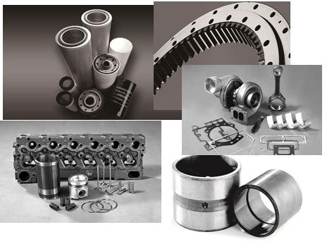 design construction application of engine components heavy machinery engine parts and accessories magneto power