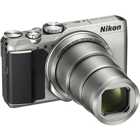 nikon coolpix a900 20mp digital wifi 35x optical zoom silver 32gb kit 18208265053 ebay