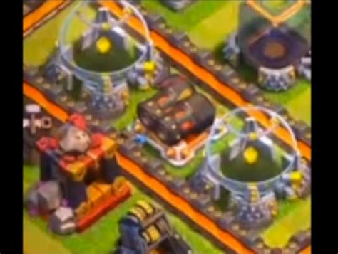 clash of clans boat hack update gameplay leaked clash of clans boat update footage