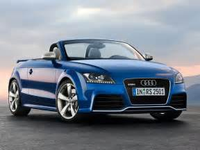 audi tt rs pictures and wallpapers