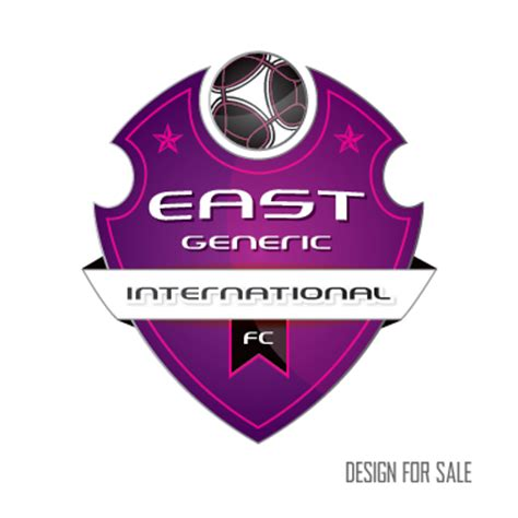 logo templates for sale generic soccer logo designs a soccer crest with the name