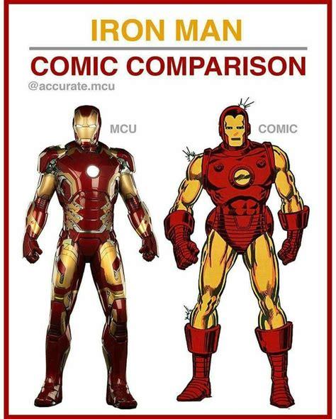 mcu characters comic book counterpartsheres