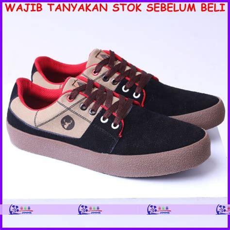 Sepatu Casual Sneakers Pria Cowok Cowo Sneaker Coklat Hitam H 5144 Hn Jual Sepatu Sneaker Kulit Pria Cek Harga Di Pricearea