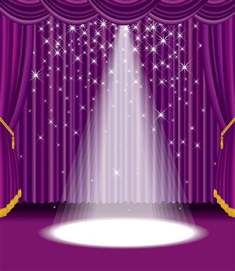 Aperture Drapes Background Photoshop Stage Graphics Collection My Free