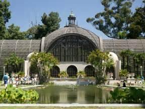 San Diego Botanical Gardens Balboa Park San Diego Wallpaper
