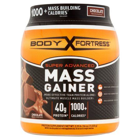 best protein mass gainer fortress advanced mass gainer protein powder