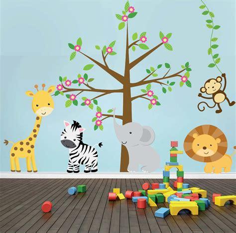 imagenes infantiles en vinilo vinilos decorativos animales infantiles imagui