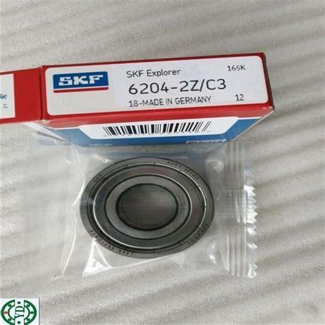 Bearing 6209 Zz C3 Skf 6209 Zz C3 Skf china c3 groove bearing skf 6204 2z c3 china