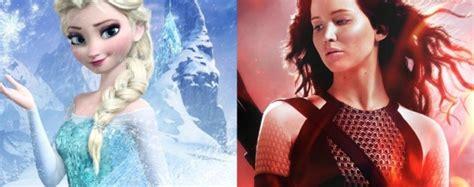la reine des neiges magique brain damaged box office us records pour hunger games 2 et la reine