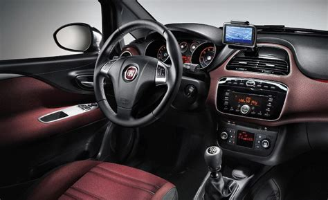 Fiat Interior by Car And Driver