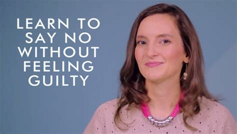 Feeling Guilty No More by Learn To Say No Without Feeling Guilty Nathalie Lussier