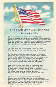 full version of the star spangled banner contemporary