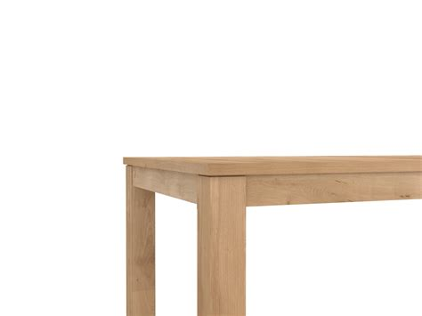 stretching table oak stretch table by ethnicraft