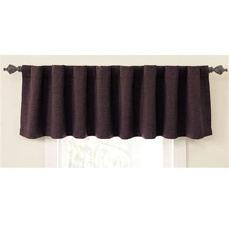 Valance Tablet sound asleep back tab valance 42 x 18 touch of class