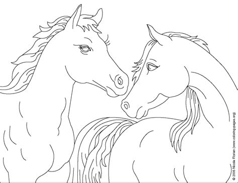 Horse Coloring Pages Dr Odd Colouring Pages Of Horses
