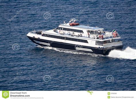 ferry naples to capri ferry to capri royalty free stock image image 2795356
