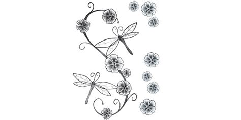 henna tattoo designs dragonfly 114mm x 150mm s temporary tattoos australia custom and