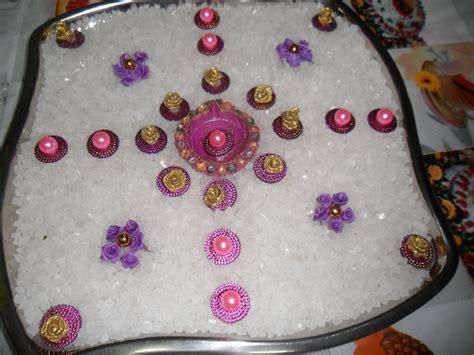 engagement plate decorations